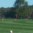 Jermaine Jones absent, Andy Dorman on the mend, and other observations from Wednesday's training.