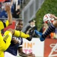 Crew end the Revolution's five game winning streak with 1-0 win on Saturday night.