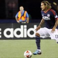 Nguyen scores twice and Bunbury adds one as Revolution come back from early deficit to defeat defending MLS Cup Champions Sporting Kansas City, 3-1.