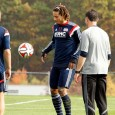 New England Soccer Today photographer Chris Aduama (aduamaphotography.com) brings you the scenes from Wednesday's Revolution training.