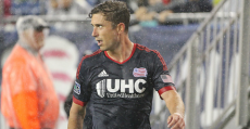Baxter Colburn likes New England's chances, but knows full well that the Crew present a tough challenge.