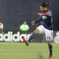 Lee Nguyen was named MLS Player of the Week following his two-goal effort in Houston last week.