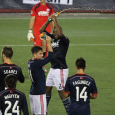 The New England Revolution are assured of the second playoff seed in the Eastern Conference after Sporting Kansas City and New York Red Bulls both suffered losses over the weekend....