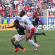 Thierry Henry confirmed that he will play on Saturday, which would mark his first appearance at Gillette Stadium.