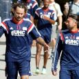 Afterseeing the pitch for the U.S. Men's National Teamin Friday's international friendly against Colombia, Revolution midfielders Jermaine Jones and Lee Nguyen were bothreleased to their club on Saturday. Jones went...