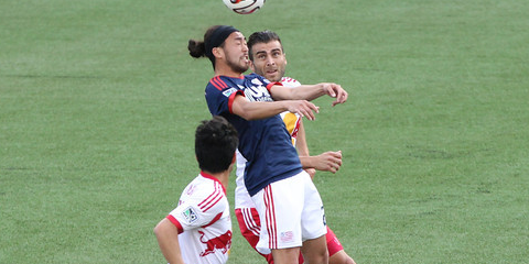 A look at how the Red Bulls and Revolution stack up in some key statistics.