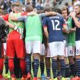 The Revs will open the 2015 season in Seattle , then face NYCFC at Yankee Stadium before playing host to Montreal.