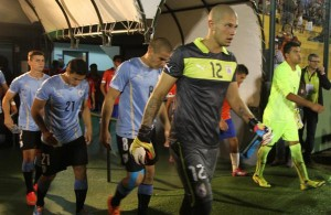 Photo credit: Asociacion Uruguaya de Futbol