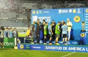 Photo credit: Selección Uruguaya de Fútbol.