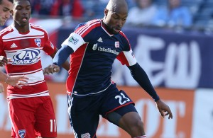 Photo Credit: David Silverman/New England Revolution